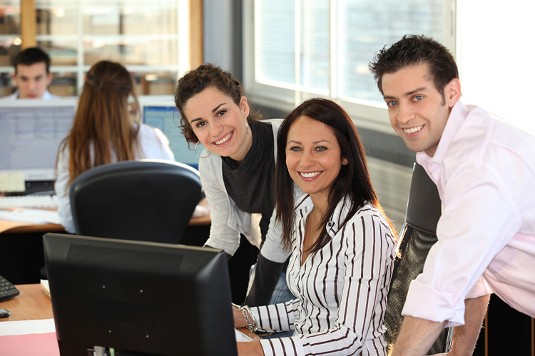 Intranet for IT Service Company