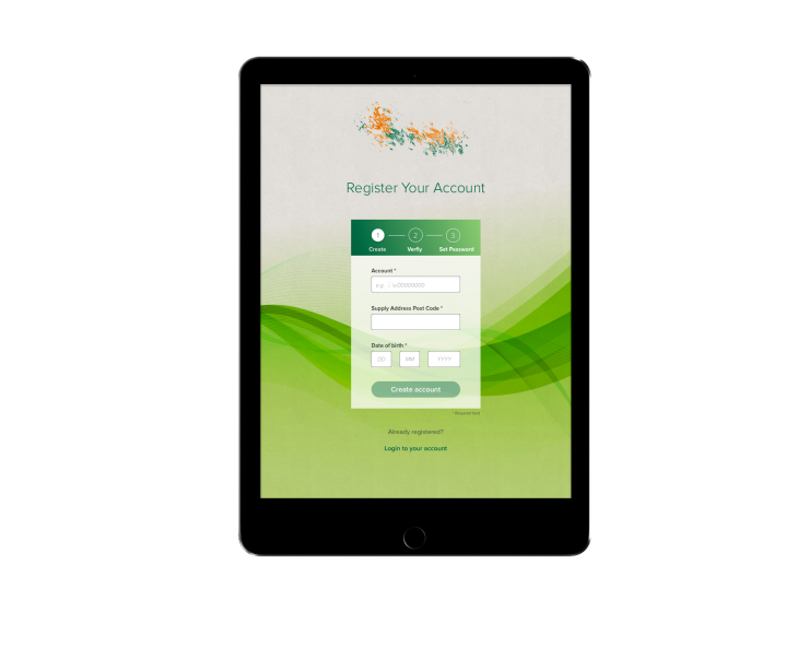 Self service tablet