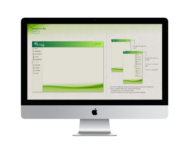 Self-service portal - document